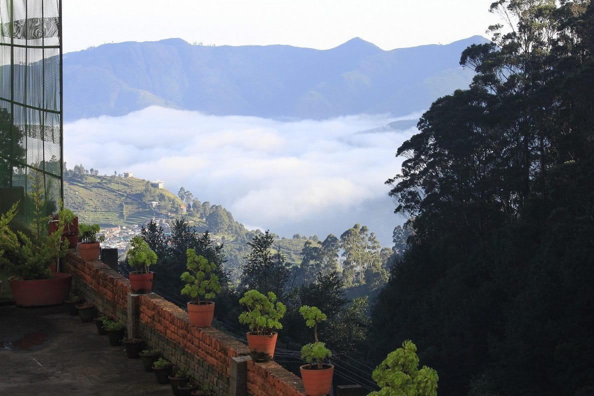 Kodaikanal Valley