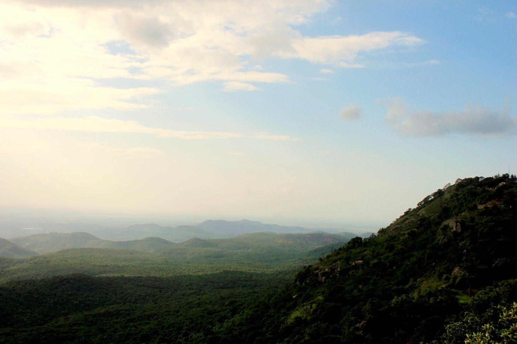 BR Hill Landscape