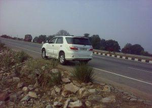 2.0 rear jaipur highway