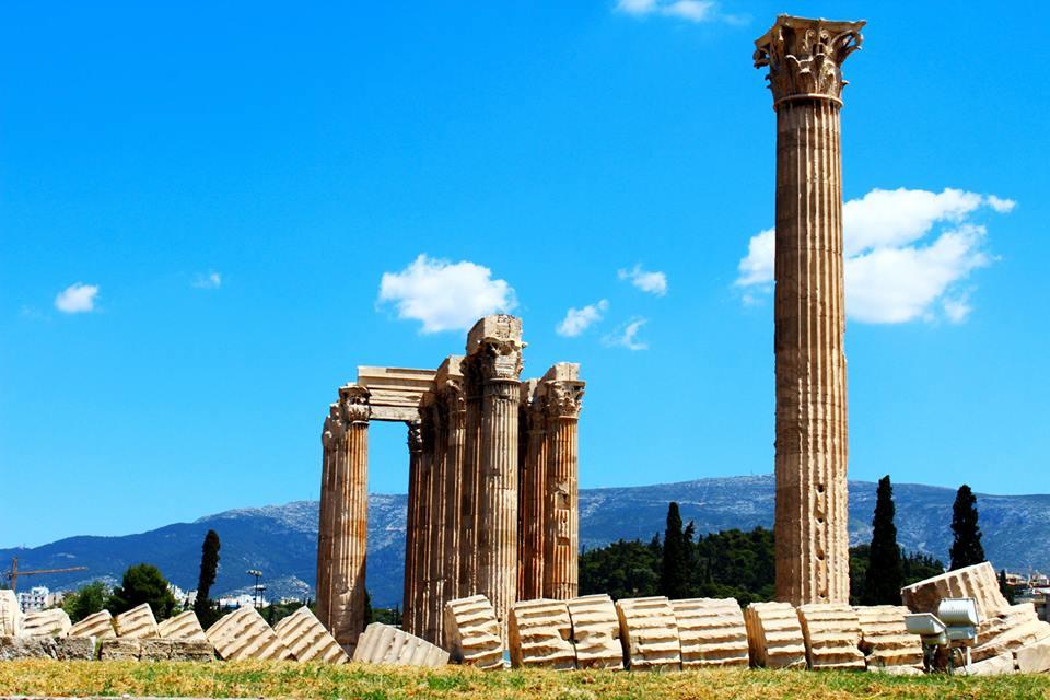 Olympus Zeus Temple