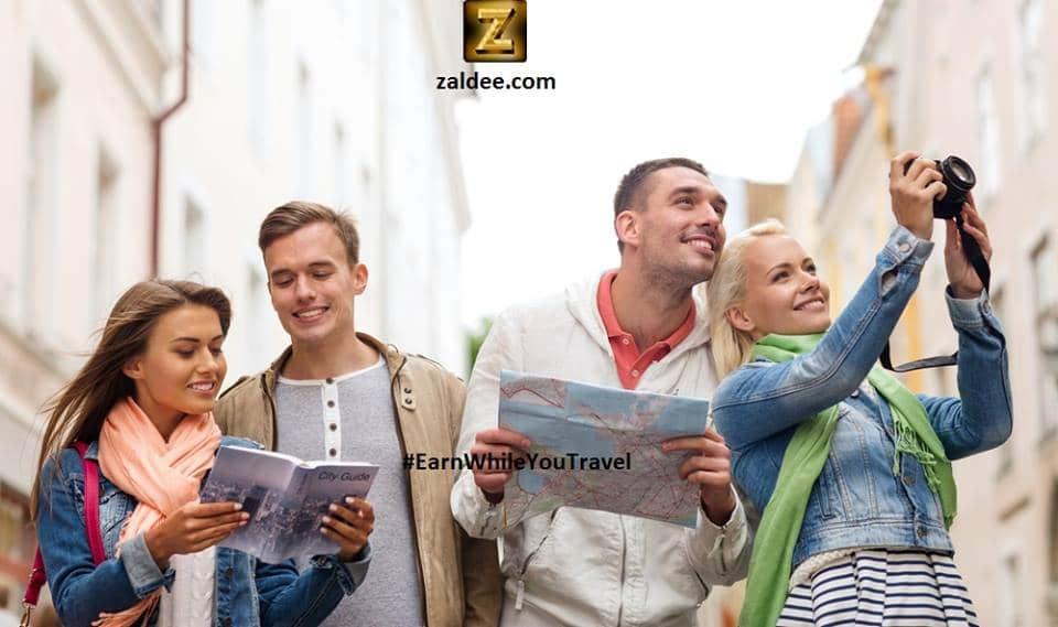 zaldee_earn_while_travel
