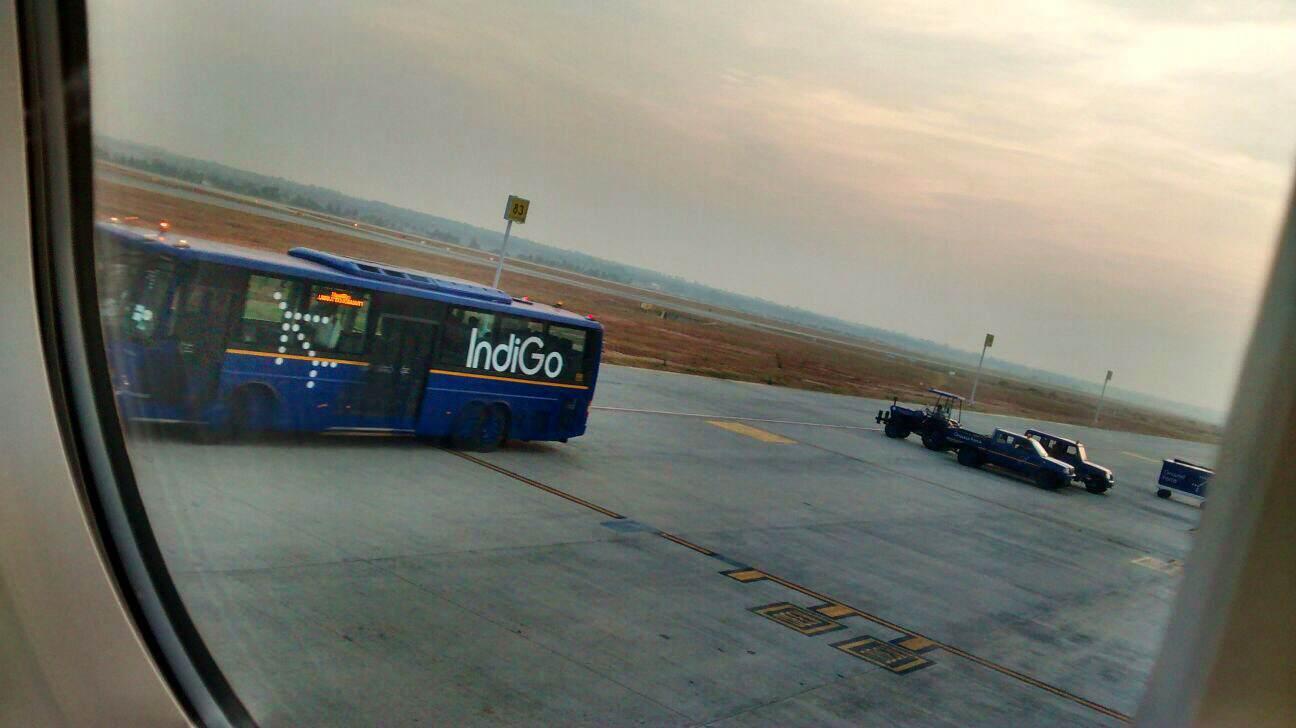 IndiGo Bus