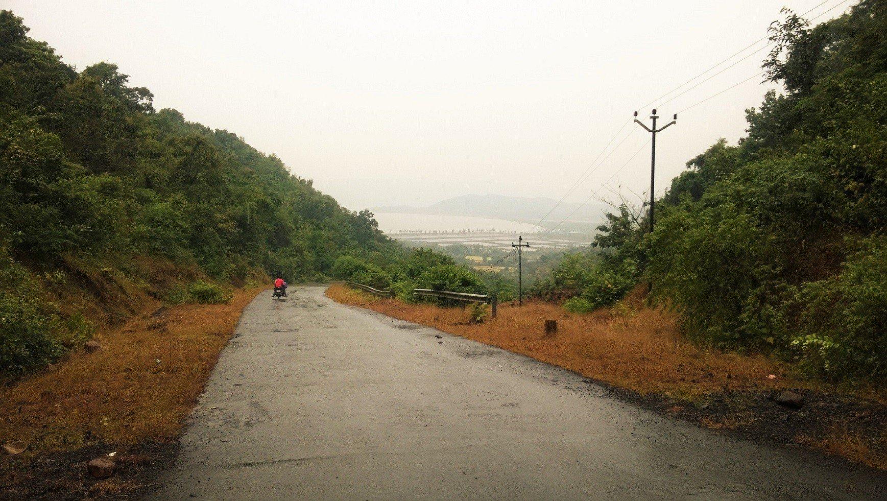 Konkan Tour Ghat Road