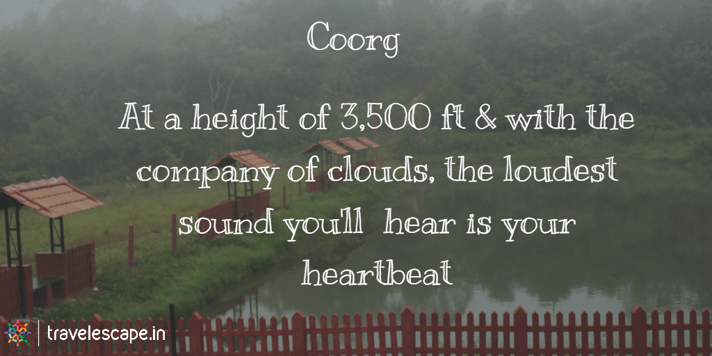 Coorg Quotes1