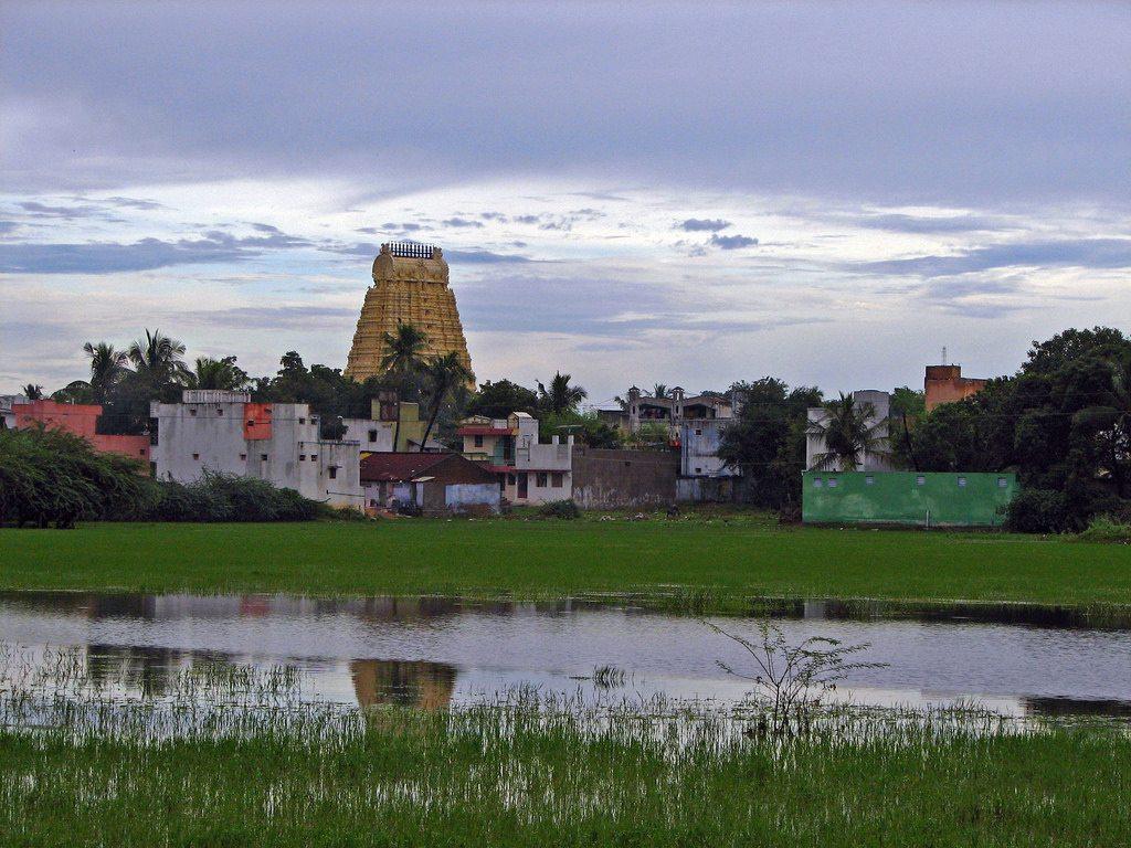 Ekambareswara temple