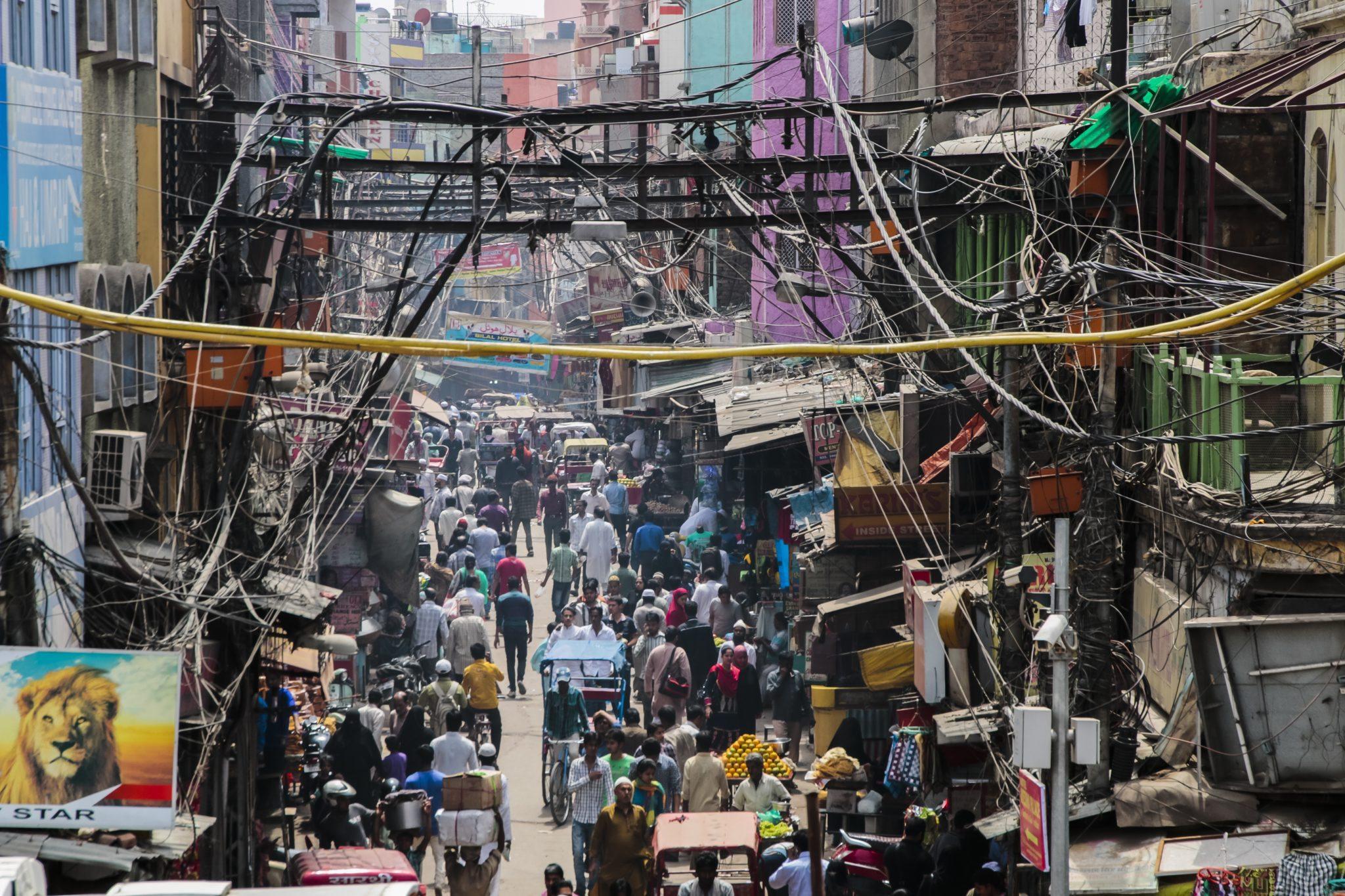 Chandni Chowk Delhi