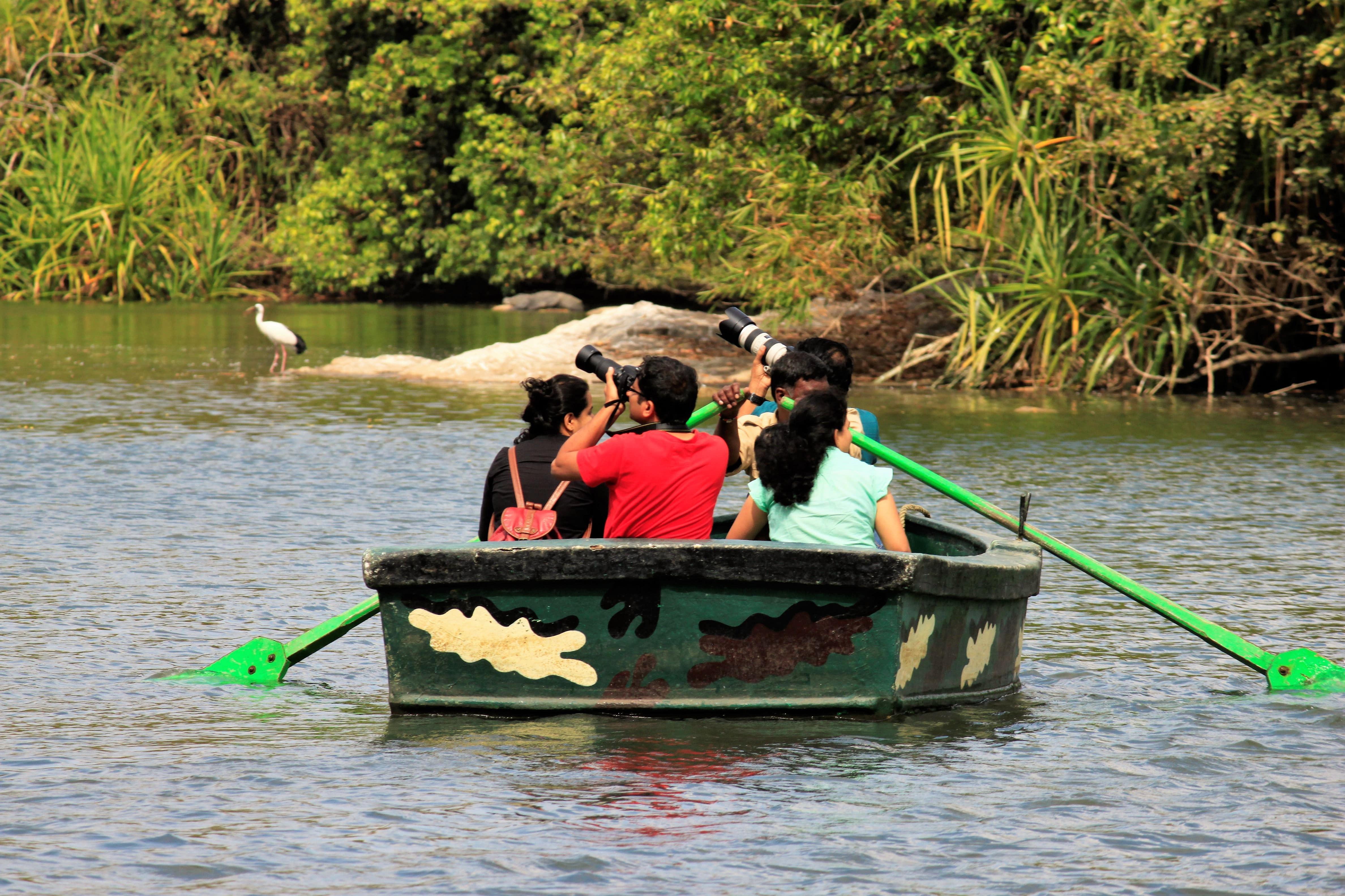 Ranganathittu Sanctuary Boating