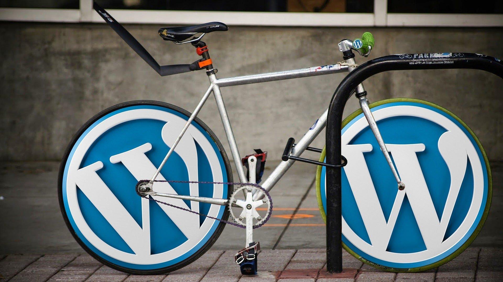 Wordpress Powered Site
