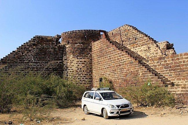 Gujarat Lakhpat Fort