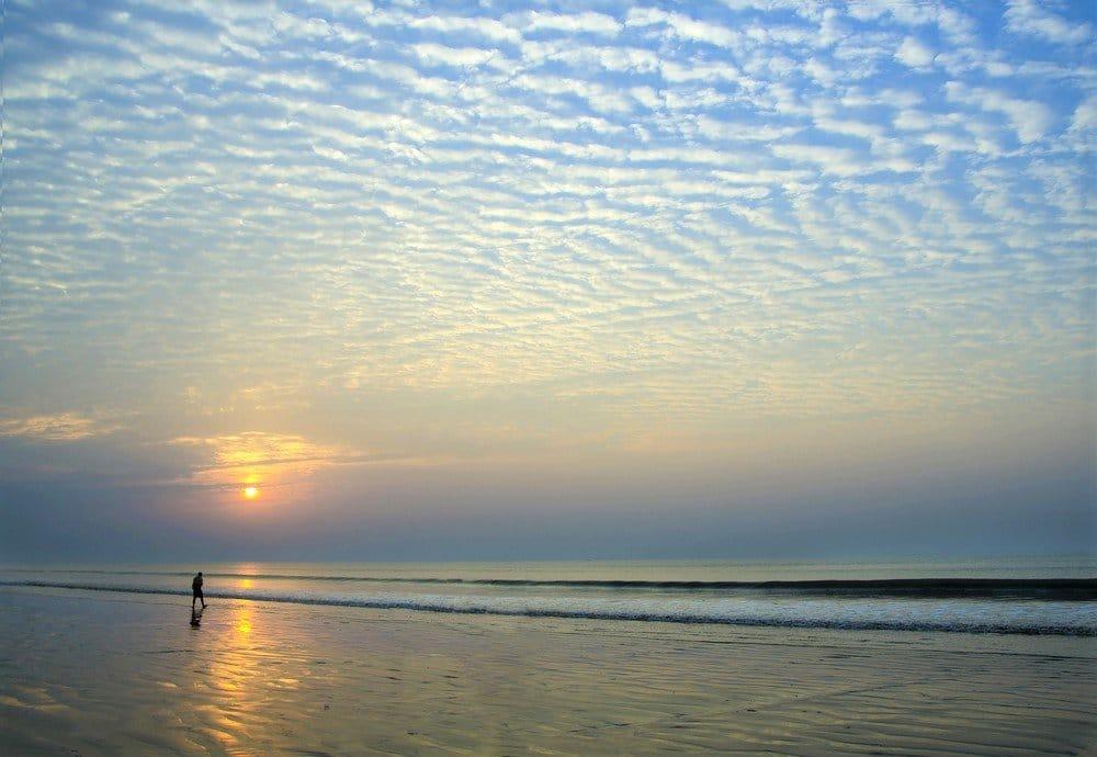 Sun Rise Digha Beach