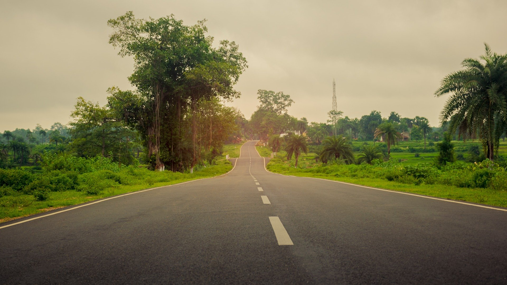 West Bengal Road