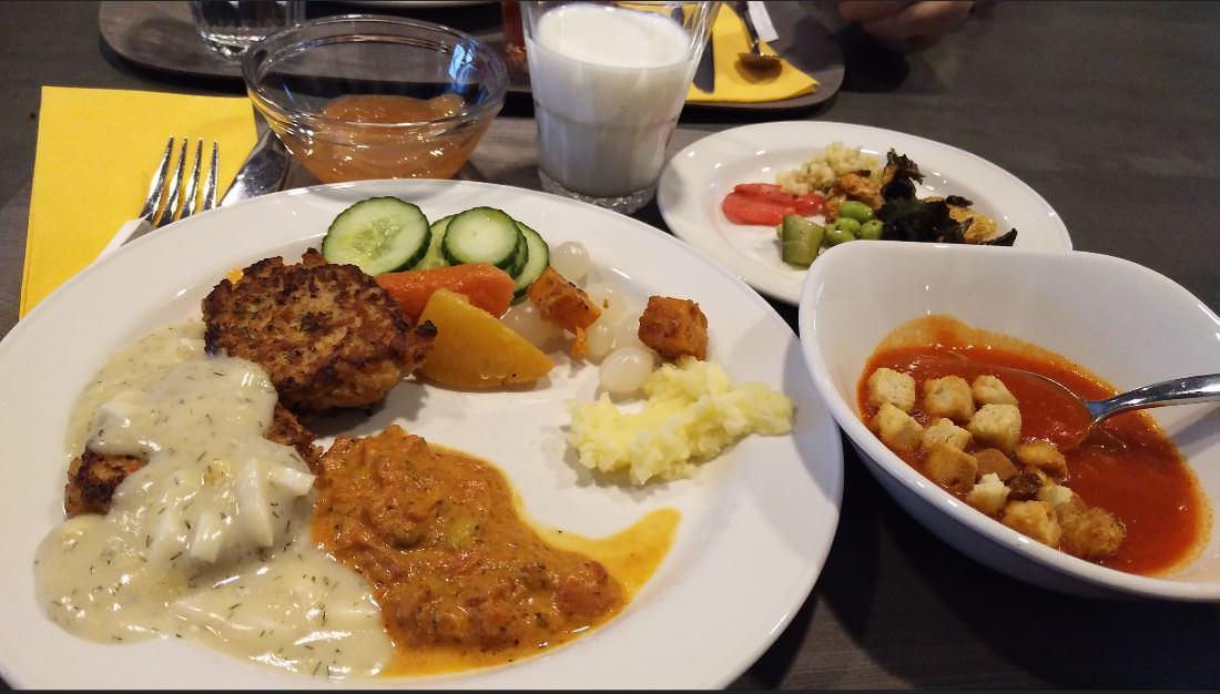 Finnish Lunch