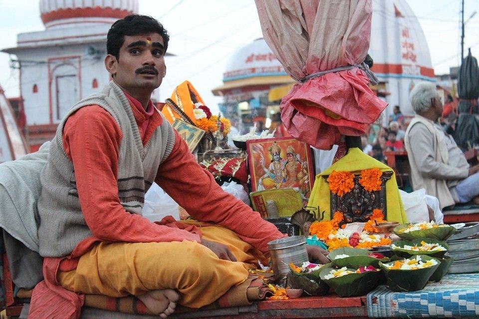 Haridwar People