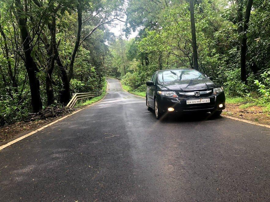 Chorla Ghat Goa Road Trip