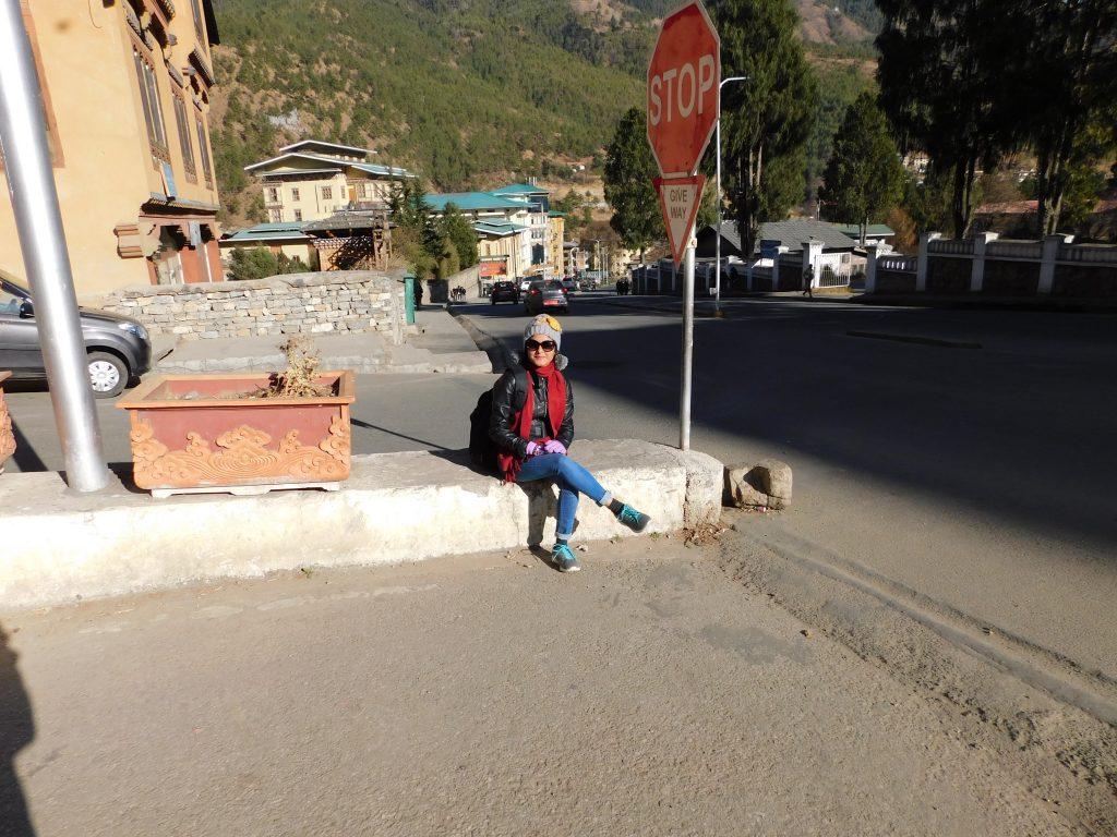 Kaveri Bhutan Trip