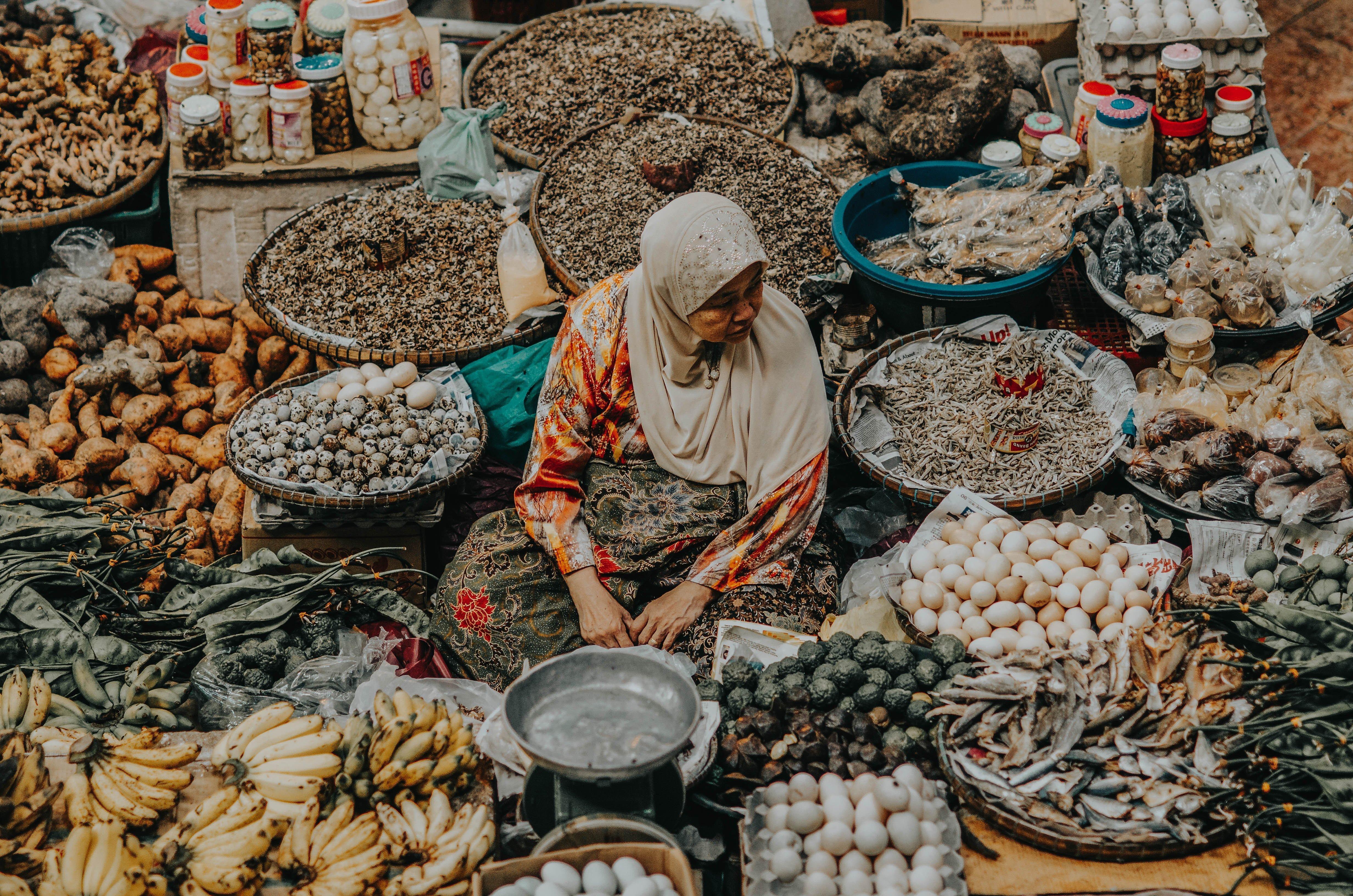Malaysia Food Market