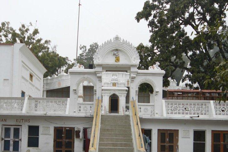 Sivananda Ashram in Rishikesh