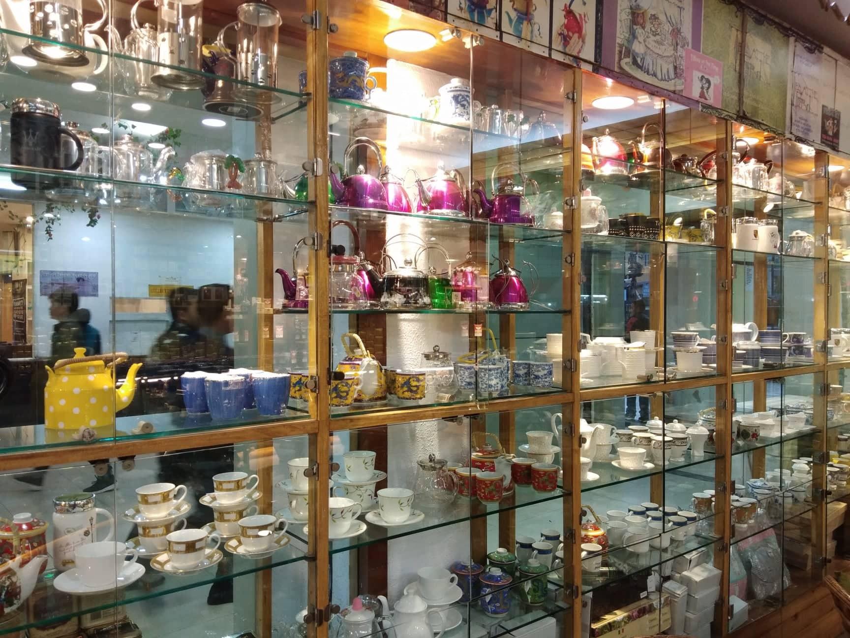 tea culture darjeeling