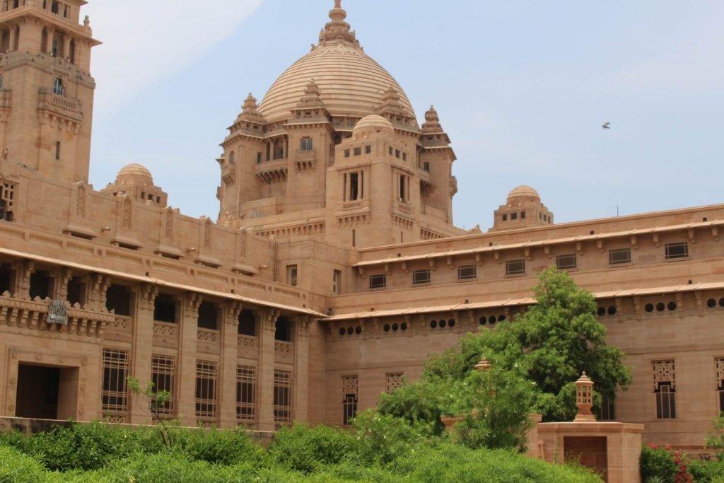 Umaid Palace Jodhpur