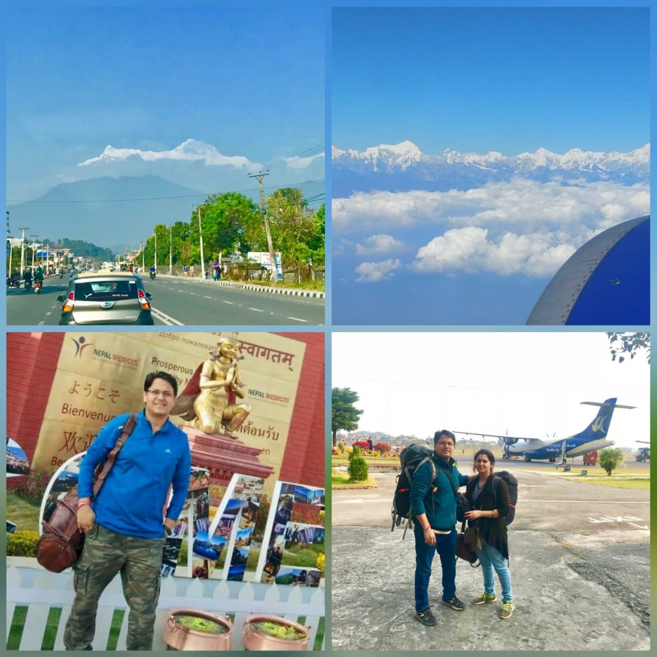 Around Nepal