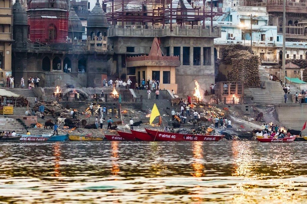 Maikarnika Ghat Varanasi