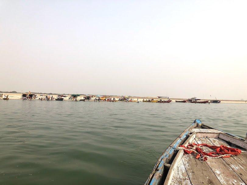 Varanasi Boating