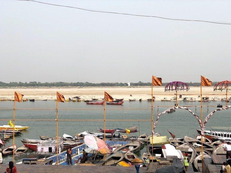 Varanasi Ganaga Ghat