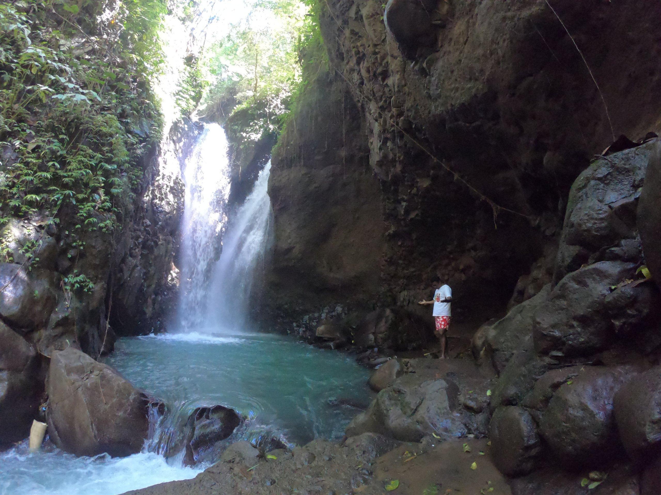 Git Git waterfall- Bali travel guide