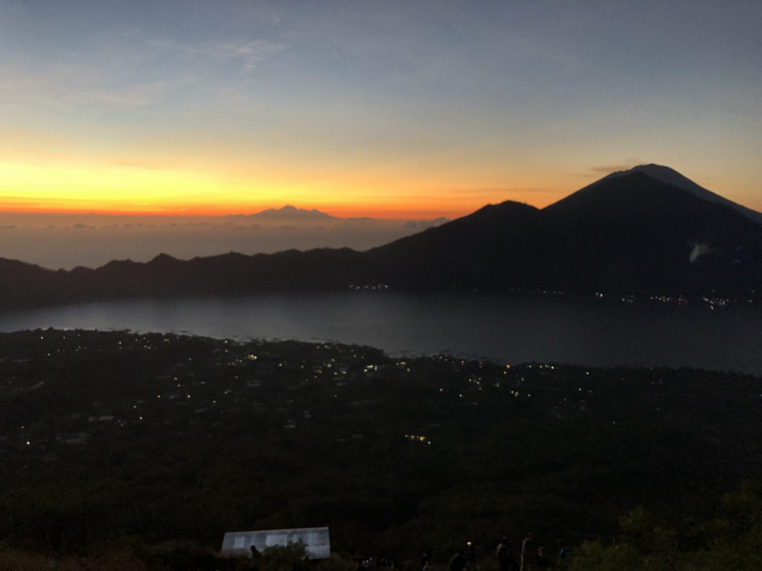 Mount Batur- Bali Travel Guide