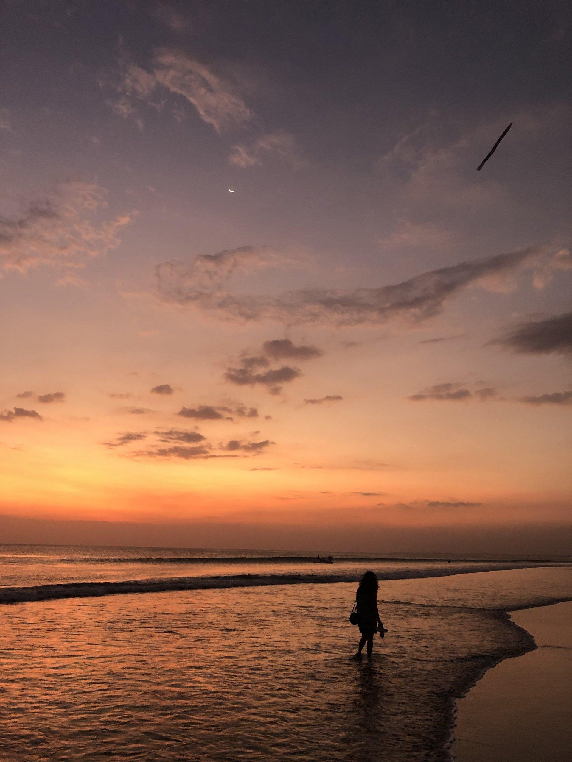 Kuta Beach- Bali travel guide
