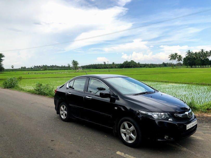 Road Trip Pondicherry