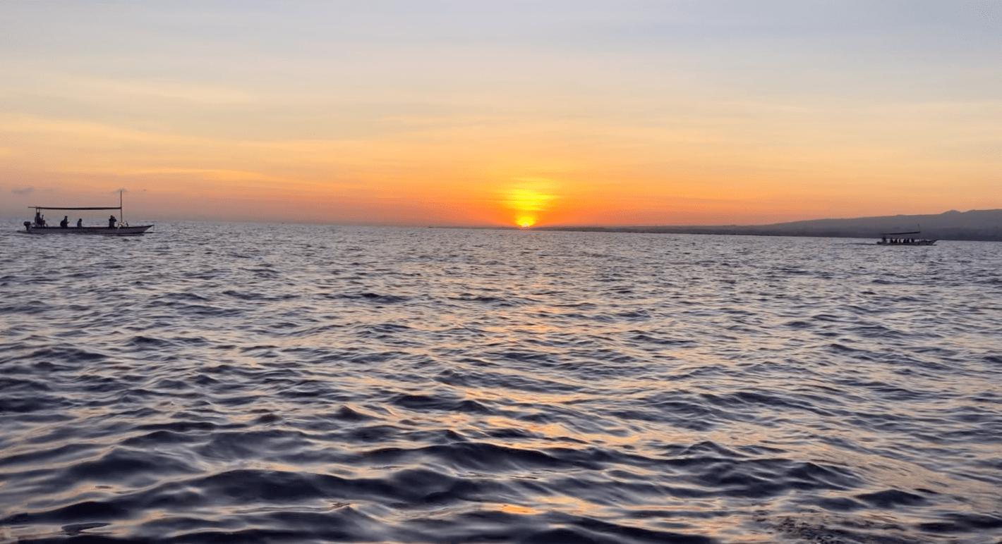 Sunrise at Lovina Beach- Bali Travel Guide