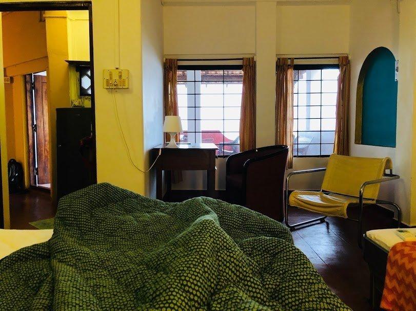 Tanto Far Beach Rooms