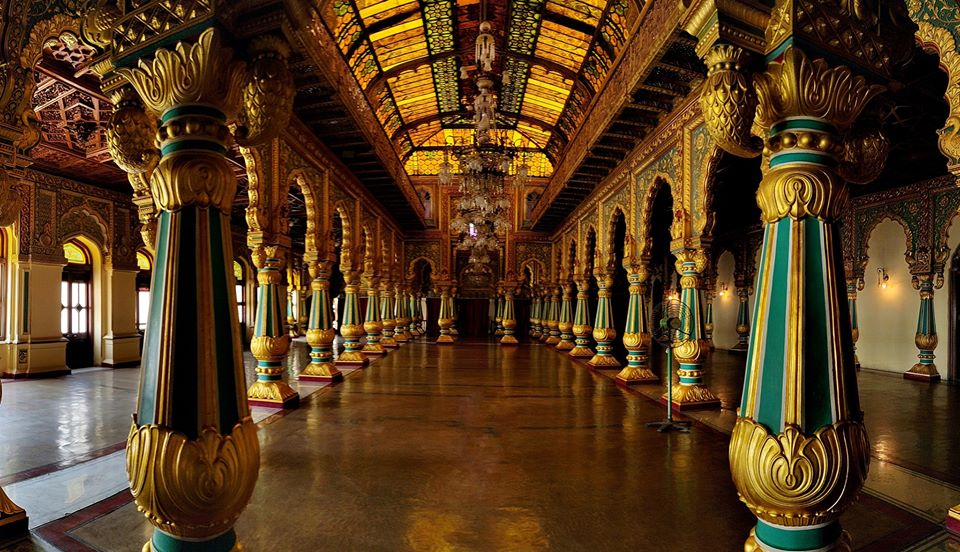 mysore palace travel guide