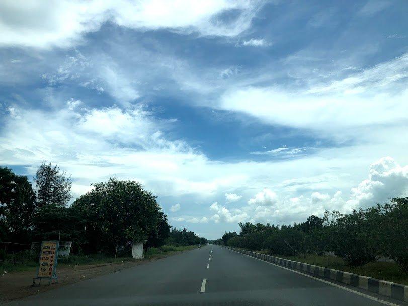 Bangalore to Pondicherry