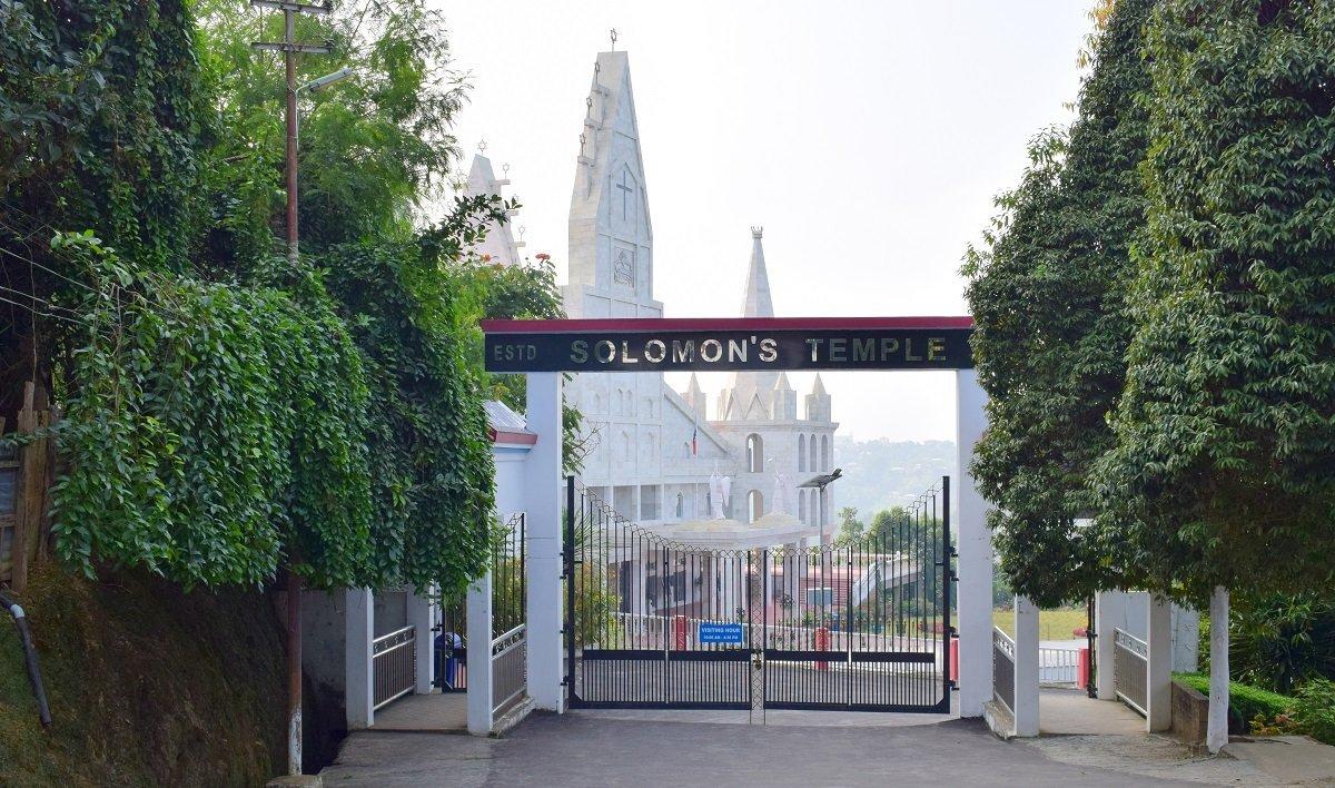 Solomon's Temple Mizoram