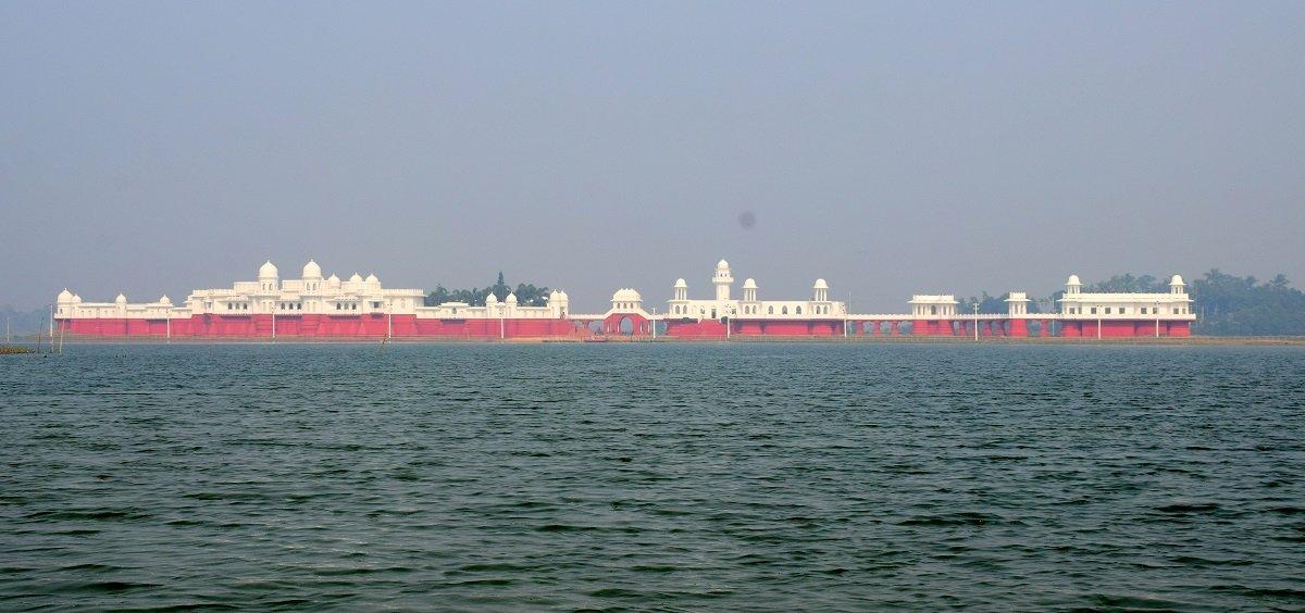 Tripura- Neer Mahal